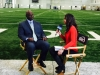 Interviewing new Jets Head Coach Todd Bowles