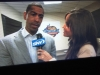 Interviewing Uconn's mens basketball coach Kevin Ollie