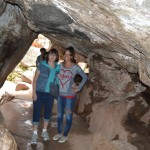 """At the """"Baths of the Inca"""""""